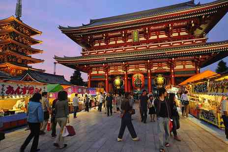 Cruise Nation - 17 Nights luxury China and Japan cruise with Shanghai stay - Save 0%