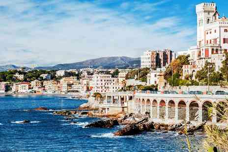 Cruise Nation - Nine Nights last minute Med cruise including Genoa stay - Save 0%