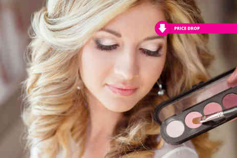 International Open Academy - Online bridal and special occasions makeup - Save 91%
