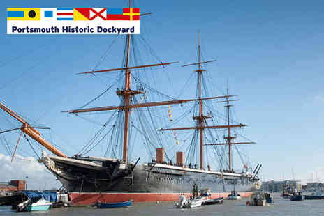 Portsmouth Historic Dockyard - Childs annual pass Full Navy Ticket to Portsmouth Historic Dockyard - Save 15%