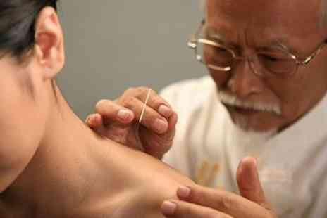 Balance Oriental Remedy - One or Three Traditional Chinese Acupuncture Or Cupping Sessions - Save 60%