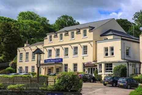Newby Bridge Hotel - Double Room for Two with Breakfast, Prosecco, Leisure Access and Option for Dinner - Save 17%