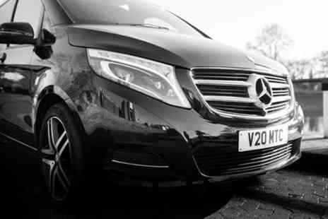 MT Chauffeurs Hire - Luxury London Stansted Airport Transfer V Class - Save 0%