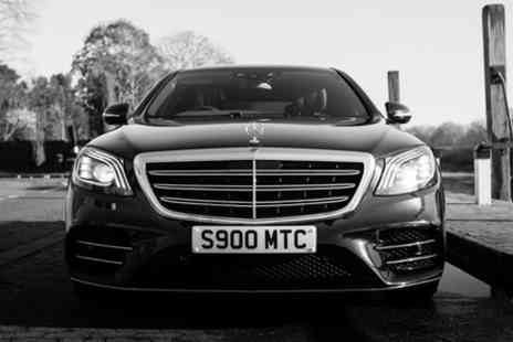 MT Chauffeurs Hire - Luxury London Gatwick Airport Transfer S Class - Save 0%