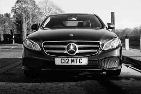 MT Chauffeurs Hire - Business London Gatwick Airport Transfers E Class - Save 0%