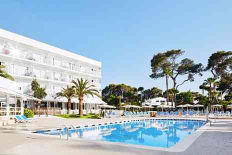 Cala Blanca Sun Hotel - Four Star All Inclusive Holiday Haven for two - Save 50%
