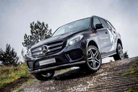 Mercedes Benz World - 4x4 GLE Driving Experience - Save 0%