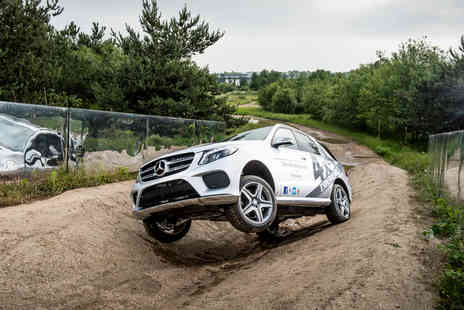 Mercedes Benz World - Performance Track and 4x4 Off Road Drive - Save 0%