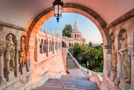 Exclusive Trips - Budapest city break with Danube river cruise - Save 0%