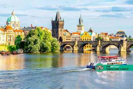 Cheap Cost Travel - Escape with a two, three or four nights getaway to Prague Now with the ability to choose your flight - Save 0%