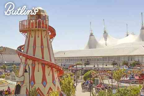 Butlins - Charity Weekend Exclusive Day Out at Roll Back 2017 Prices - Save 50%