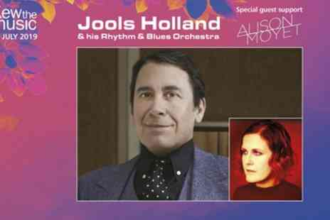 Kew the Music - One general admission ticket to see Jools Holland and his Rhythm & Blues Orchestra from 11th July - Save 57%
