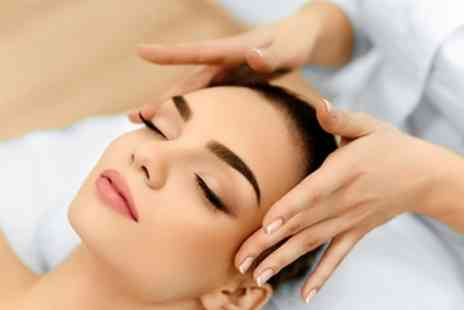 HSB Hair Style Beauty - Pamper Facial, Back Massage or Pamper Facial and Full Body Massage - Save 34%