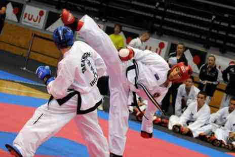 Taekwon Do Impact - Four or Eight Taekwondo Classes - Save 50%