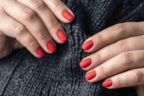 Tranquil - Luxury Manicure Treatment with Shellac Nails - Save 0%