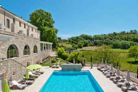 Le Couvent Des Minimes Hotel & Spa - Five Star Charming Boutique Stay in the Heart of the Countryside for two - Save 58%