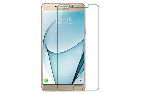 Groupon Goods Global GmbH - Tempered Glass Screen Protector for Samsung Smartphones - Save 0%