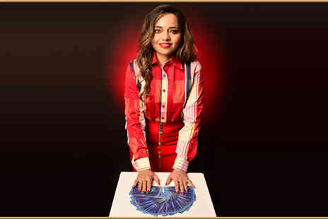 Rachanaa Jain - Three card tarot card reading via email - Save 0%