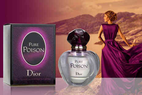 Deals Direct - 30ml Dior Pure Poison Edp - Save 13%