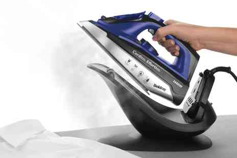 Groupon Goods Global GmbH - One or Two Beldray Two in One Cordless Steam Irons - Save 0%
