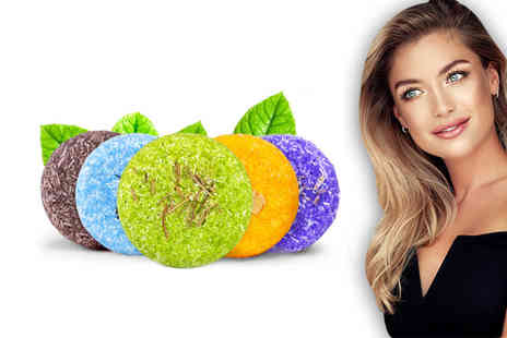 Avant Garde - Vegan shampoo and conditioner bar - Save 82%
