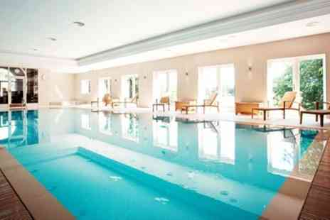 Lamphey Court Hotel & Spa - Spa day with facial, lunch and bubbly - Save 51%