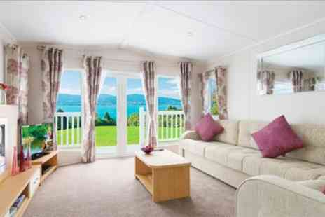 Harrison Holidays - 3 or 4 Nights Stay for Four at Riverside, Wild Rose or Percy Wood Holiday Park - Save 0%