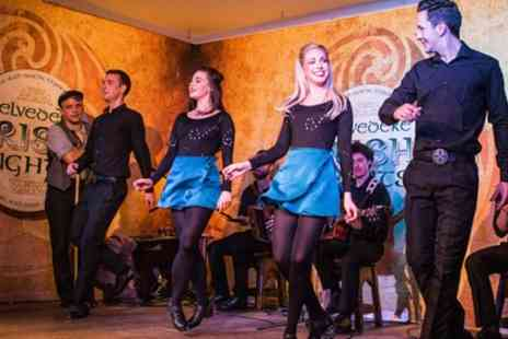 The Belvedere Hotel - Traditional Irish Show and Three Course Dinner for One, Two or Three - Save 19%