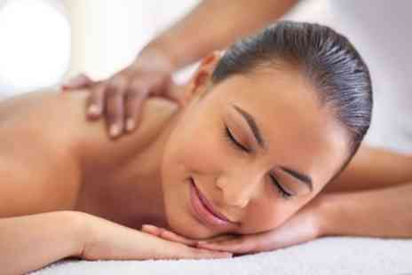 Luxe Skin - Choice of 60 Minute Massage or Facial with Back, Neck and Shoulder Massage - Save 67%