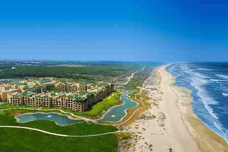 Mazagan Beach & Golf Resort - Five Star Peaceful Beachside Location near Casablanca for two - Save 0%