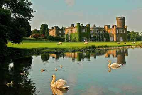 Swinton Park - Four Star 17th Century Castle in 200 Acre Parkland for two - Save 43%