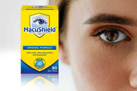 NHL Pharmacy - £3mnth supply of MacuShield capsules - Save 41%