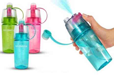 Avant Garde - SportZ water bottle choose from three colours - Save 40%