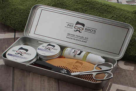 Mo Bros - Starter beard care kit choose from two scents - Save 48%
