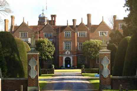 Great Fosters Hotel - Double or King Room for Two with Breakfast and Dinner Credit - Save 43%