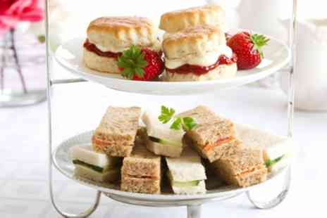 Lansdowne Hotel - Afternoon Tea for Two or Four - Save 47%