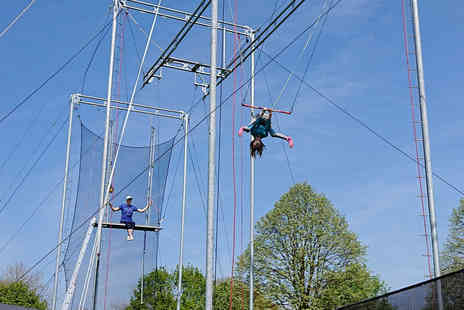 Virgin Experience Days - Flying Trapeze Experience - Save 0%