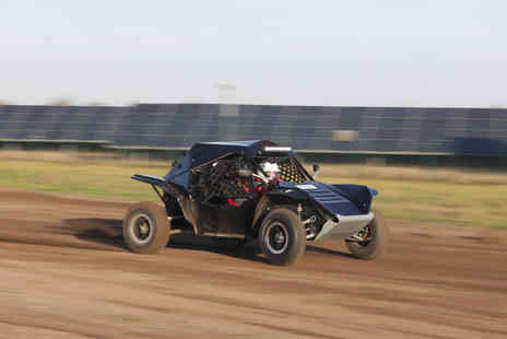 Virgin Experience Days - Rage Buggy Experience with Passenger Ride - Save 31%