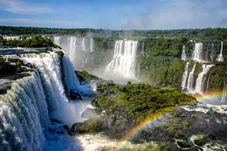 Discover Buenos Aires & Iguacu Falls - City Break to Jungle Escape with Optional Waterfall Excursions - Save 0%