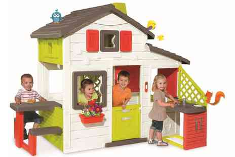 Groupon Goods Global GmbH - Smoby Friends Playhouse with Kitchen - Save 0%