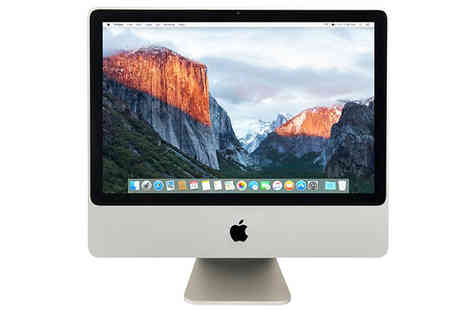 Laptop King - 20 Inch Apple iMac With 4GB RAM and 160GB HDD - Save 60%