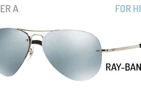 Brand Logic Europe - Limited Time Offer Mystery Designer Sunglasses For Him or Her, Ray Ban, Prada, Dior and More - Save 0%