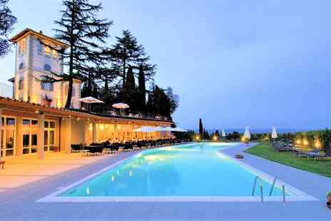 Relais la Cappuccina - Four Star Wellness Focused Art Nouveau Style Villa for two - Save 75%