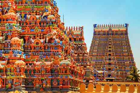 Classical South India Tour - Five Star Discover Southern Indias Phenomenal Temples - Save 0%