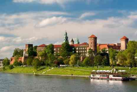Crystal Travel - 2, 3 or 4 Nights Stay at Choice of Hotels with Return Flights and Auschwitz Memorial Museum Tour - Save 0%