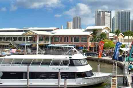 Ceetiz - Everglades and Biscayne Bay Cruise for Up to Four - Save 0%