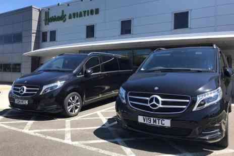 MT Chauffeurs Hire - Luxury London Stansted Airport Transfer S Class - Save 0%