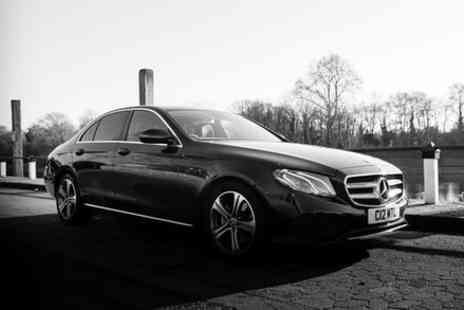 MT Chauffeurs Hire - Business London Stansted Airport Transfer E Class - Save 0%