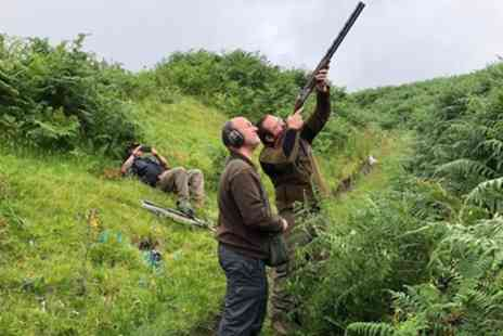 Clay Pigeon Shooting - 25 clays experience with Option to Include Archery Experience - Save 36%