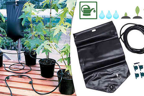 Home Season - 10.5L Big Drippa Automatic Plant Watering System - Save 33%